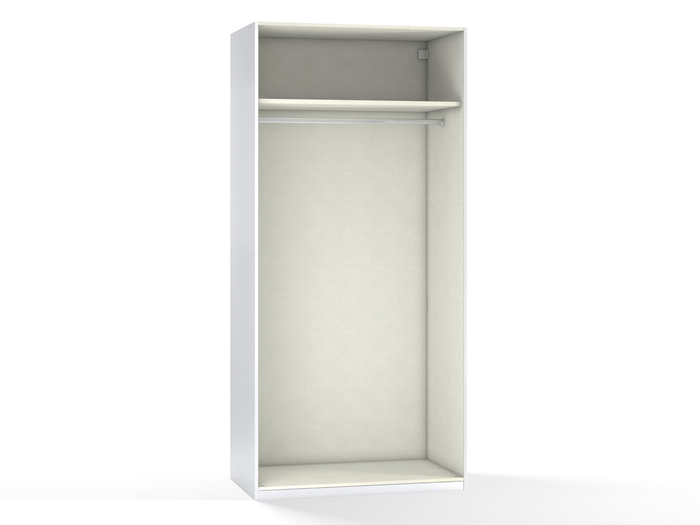 no limit 9 caisson 100 blanc cuisina. Black Bedroom Furniture Sets. Home Design Ideas