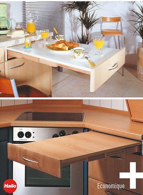 Tables escamotables