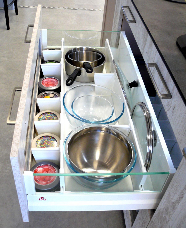 Compartiments tiroirs